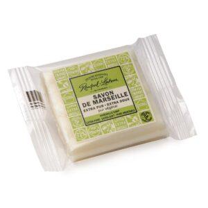 savon-de-marseille-Fragrance free-guest-soap-25g