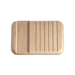 Made in France wooden soap holder natural beech wood - Lavencia Thailand